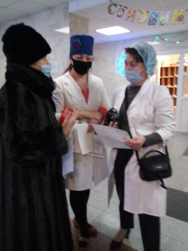 Благотворительная акция «Подарок для пациента» (4)