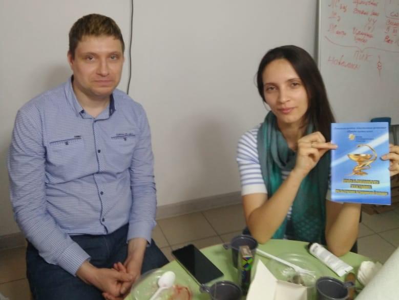 Приятное с полезным – «Школа здоровья» прошла в г. Бийске (1)