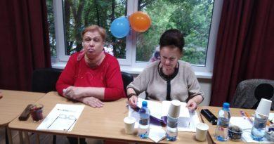 Будущие социальные работники прошли практику в АКОО «Вместе против рака»
