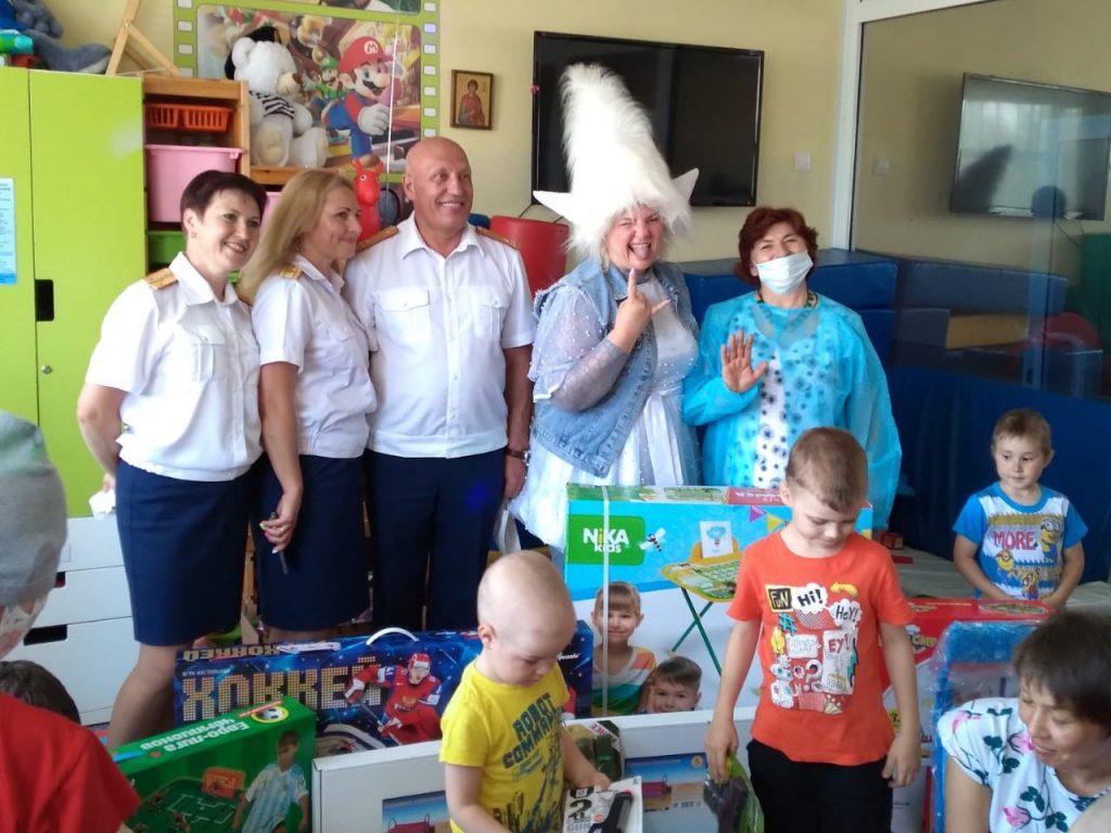День защиты детей. Праздник в детской онкогематологии (2)
