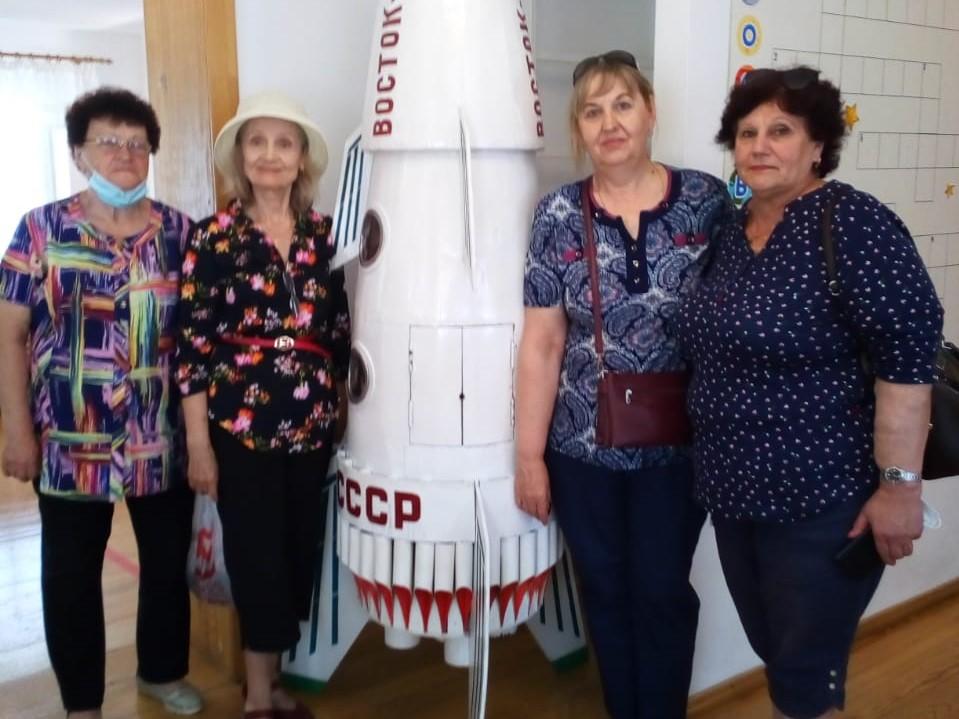 Добровольцы АКОО Вместе против рака в г. Бийске посетили музей им. Г.Титова