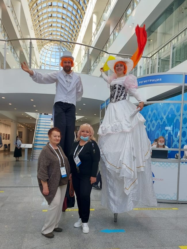 Специалисты АКОО «Вместе против рака» приняли участие в XI съезде онкологов России
