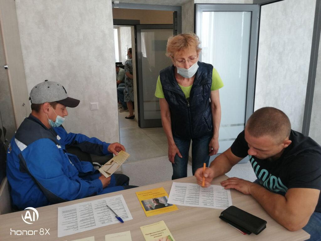 Бесплатные профилактические осмотры населения продолжаются в г. Бийске