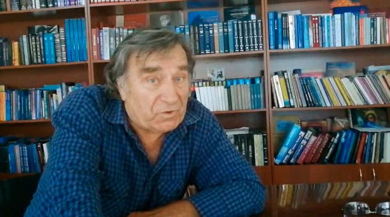 "#3 Стихотворение ""Армагеддон"". Василий Шукшин. Видео-цикл ""Чтения - онлайн"""