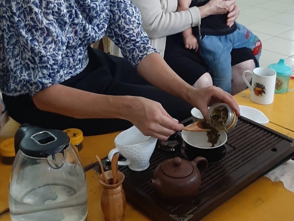 Чайная церемония в г. Рубцовске