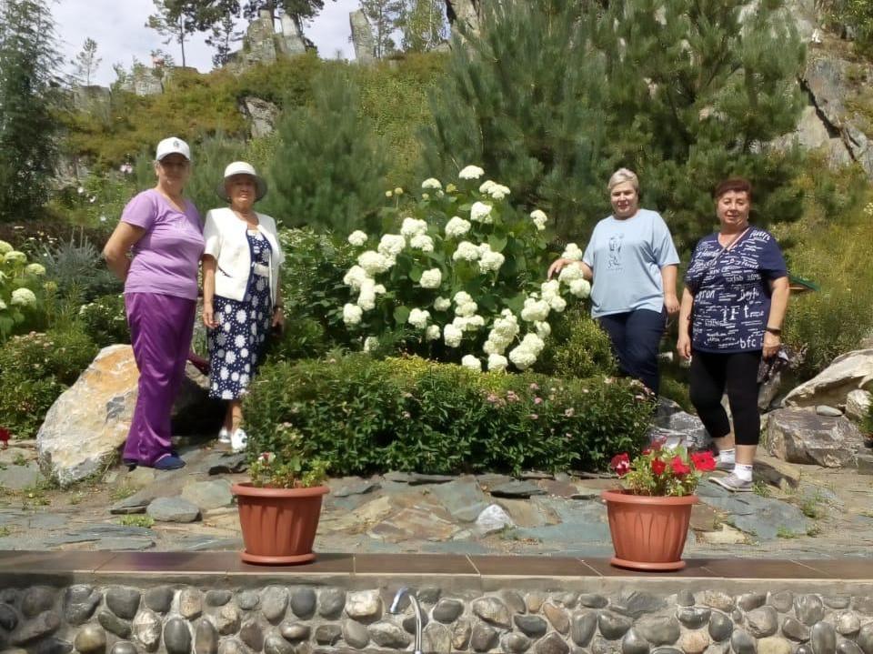 Добровольцы Бийского представительства АКОО «Вместе против рака» стали активными уч ( (3)