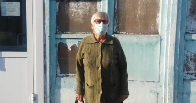 Остролуцкая Тамара Петровна. 73 года. Социально-медицинские услуги